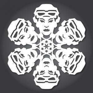 Rey Snowflake